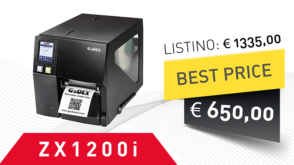 Eurocoding GoDex ZX1200i Best Price