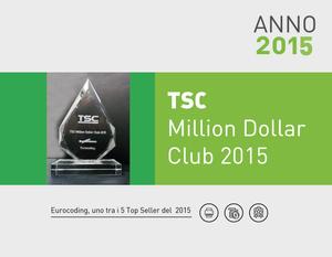 TSC One Million Dollar Club 2015 Partner Meeting Berlin