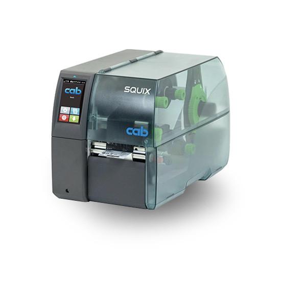 Stampante di Etichette CAB modello SQUIX 4M