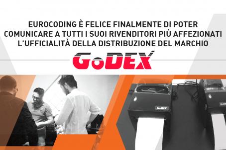 Eurocoding distributore Godex