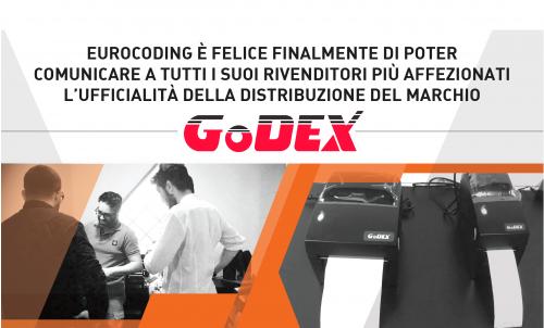 Eurocoding GoDEX stampanti barcode