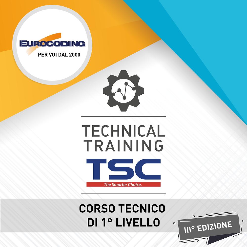 Gallarate Eurocoding Technical Training TSC Livello I