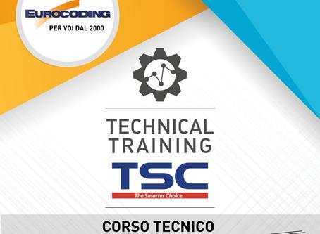 RESOCONTO CORSO TECNICO TSC - LIVELLO I