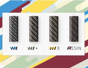 Ribbon WAX WAX+ WAXx Resin