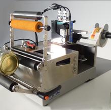 Applicatore di Etichette semi automatico PK-52 per contenitori cilindrici