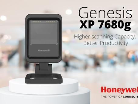 GENESIS XP 7680g: higher scanning capacity, better productivity.