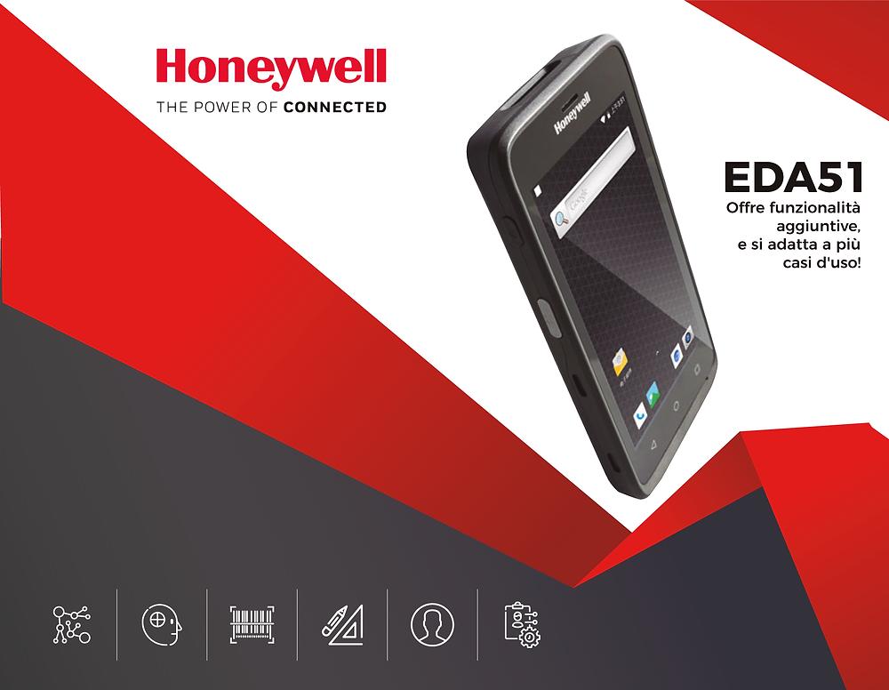 Honeywell Scanpal EDA51