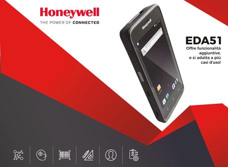 HONEYWELL SCANPAL EDA5. Aumenta la produttività del tuo bussiness al giusto prezzo.