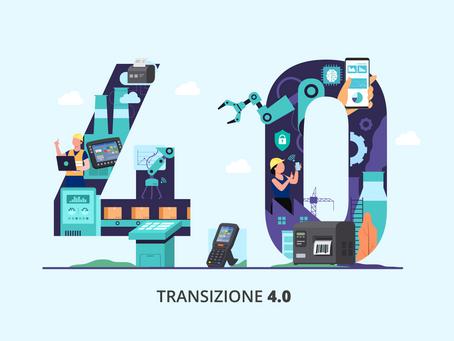 PIANO TRANSIZIONE 4.0: il nuovo piano nazionale che premia le imprese che investono!