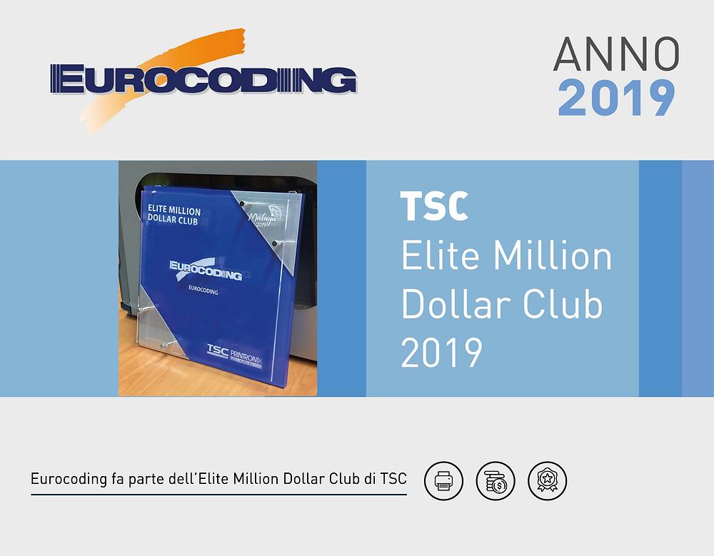 TSC Elite Milion Dollar Club 2019 Mallorca