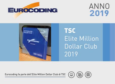 Eurocoding fa parte dell'Elite Million Dollar Club di TSC