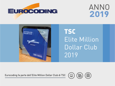 Eurocoding fa parte dell'Elite Million Dollar Club di TSC