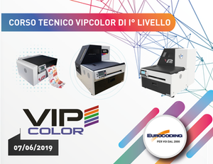 Eurocoding VIPcolor Technical Training Level I