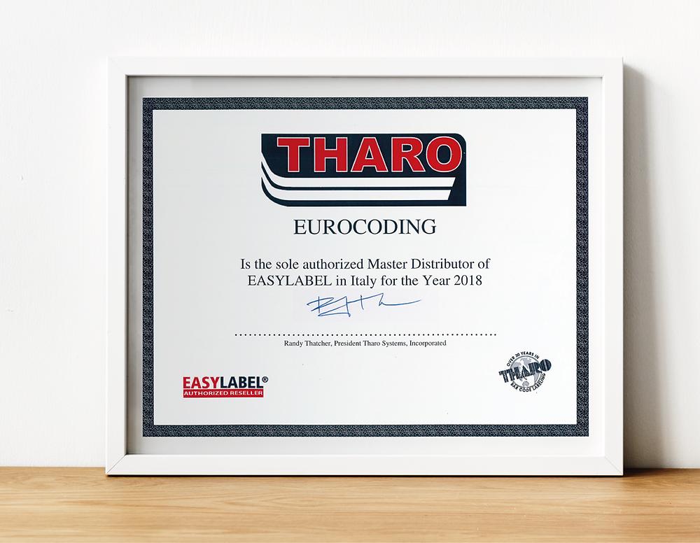 Eurocoding Master Distributor Tharo system Inc