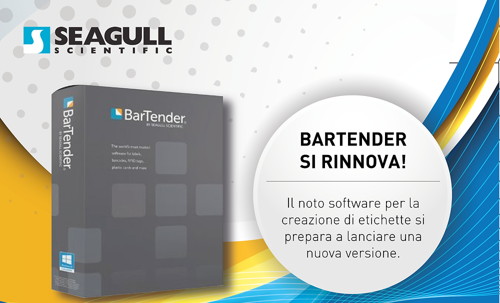 Eurocoding Seagull Scientific BarTender Software 2016