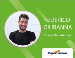 Meet The Team con Federico Giuranna