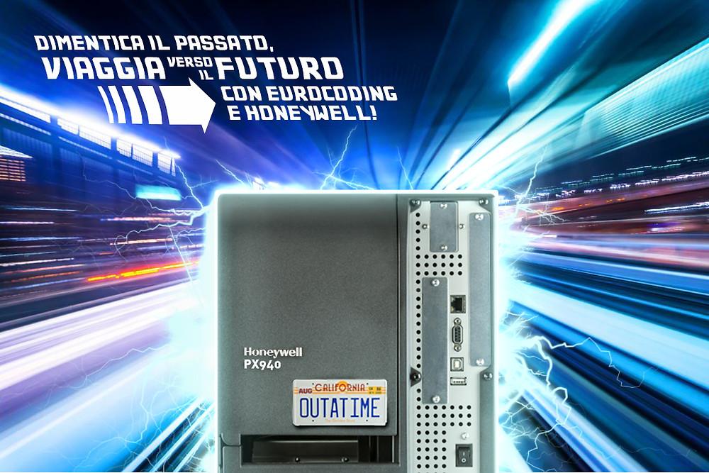 La stampante PX940 di Honeywell viaggia vero il futuro!