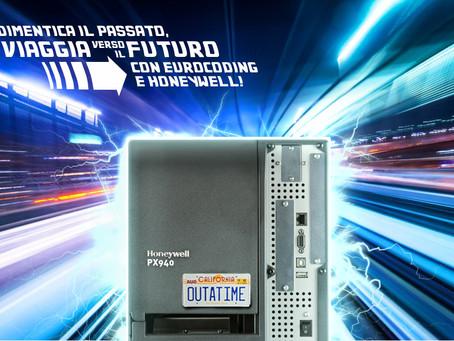 Dimentica il passato, viaggia verso il futuro con Eurocoding e Honeywell!