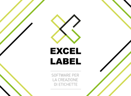 ExcelLabel Software...veloce, facile, flessibile.