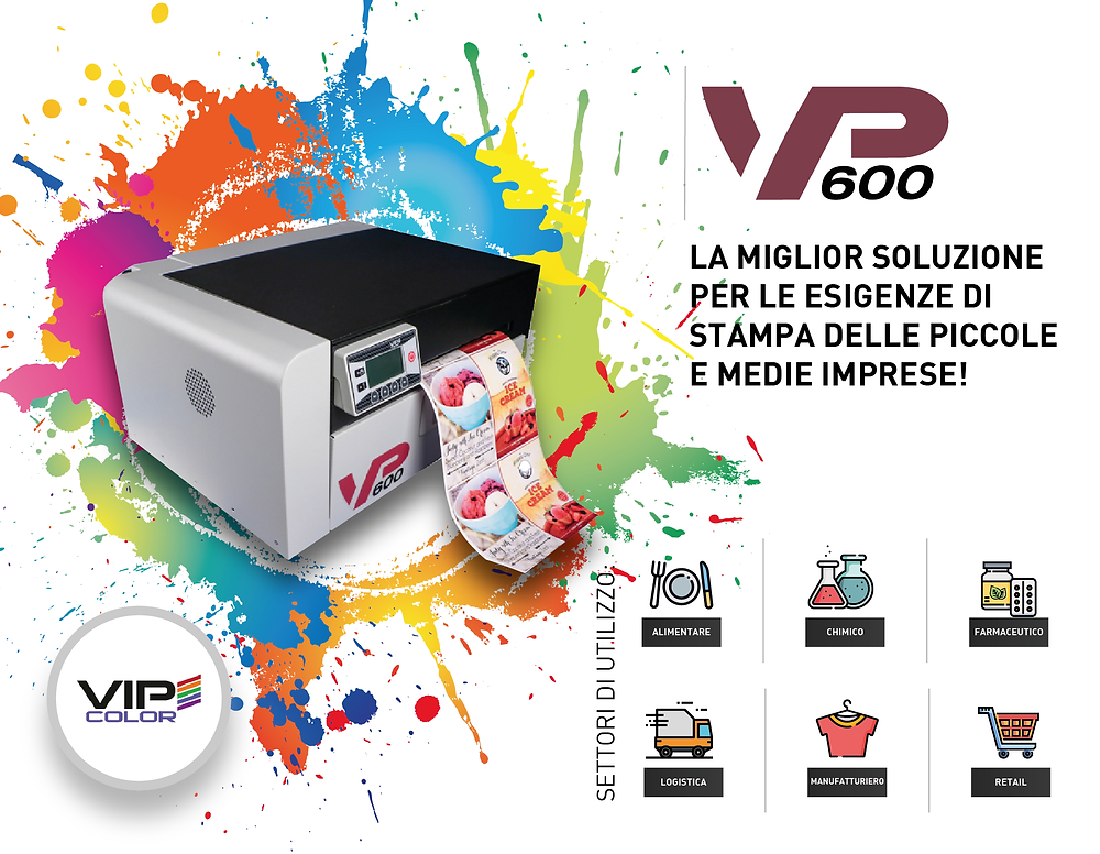 Eurocoding VP600 VIPcolor