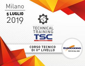 Milano Eurocoding Technical Training TSC Livello II