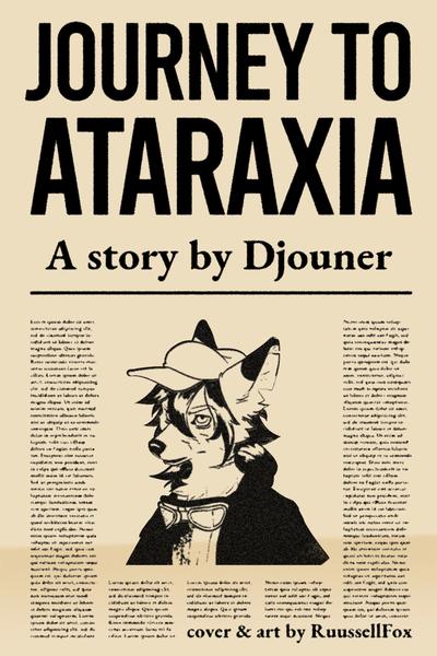 Journey to Ataraxia, by Djouner