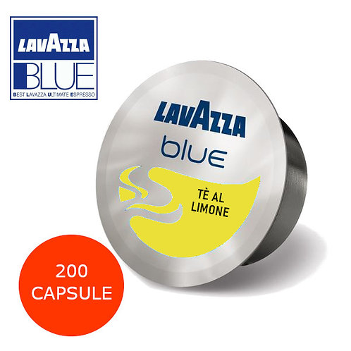 200 Lavazza Blue TE AL LIMONE