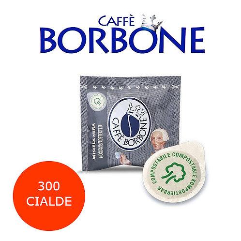 300 caffè BORBONE miscela NERA-CIALDE ESE 44mm
