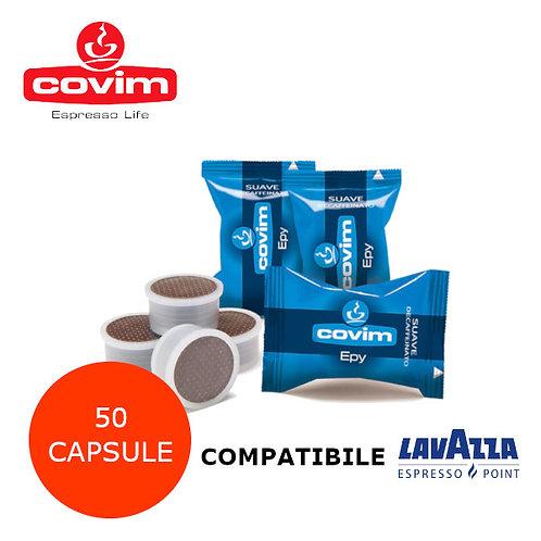 50 COVIM GOLD ARABICA EPY-COMPATIBILE ESPRESSO POINT