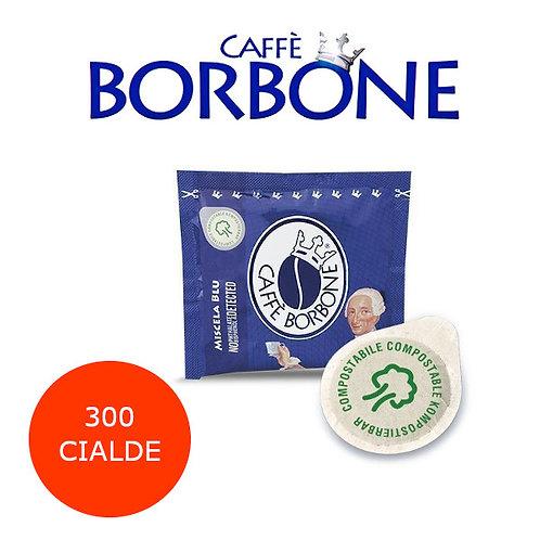 300 caffè BORBONE miscela BLU-CIALDE ESE 44mm