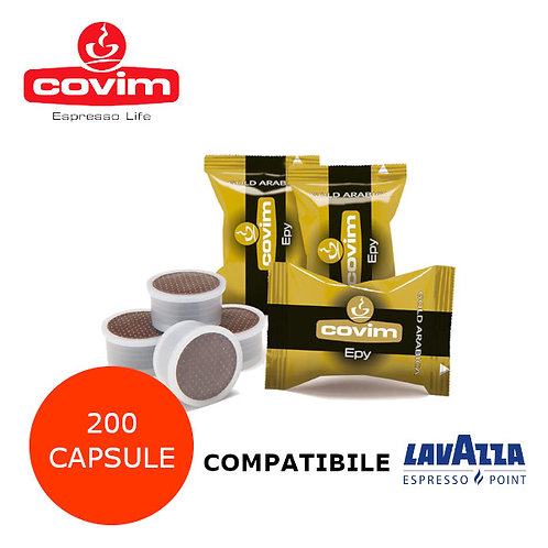 200 COVIM GOLD ARABICA EPY-COMPATIBILE ESPRESSO POINT