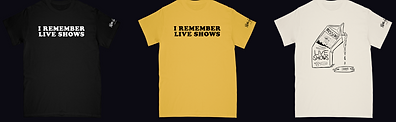 I REMEMBER LIVE SHOW.PNG