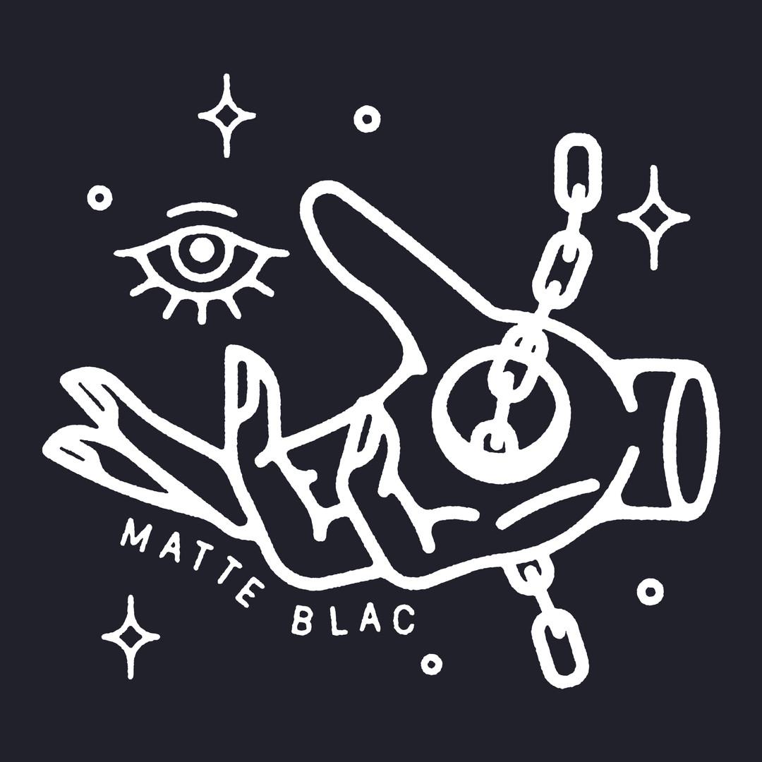 MATTE BLAC