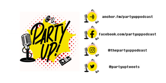 PARTY UP PODCAST