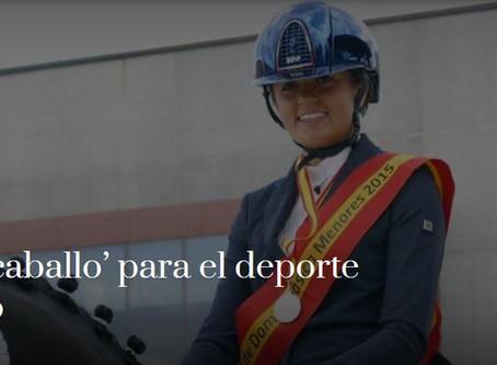 Gala del Deporte Ecuestre de la Federación Hípica de Castilla y León