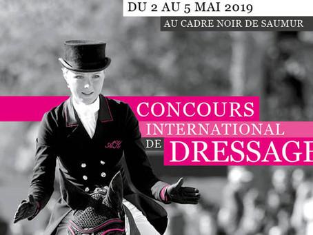 Buenos resultados españoles en la primera jornada del CDI3* de Saumur, en Francia