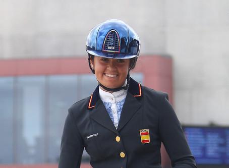 Tres victorias para Carla de la Fuente en el CDI Niza