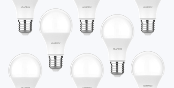 LUMI LED Bulb 8 Pack