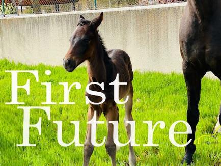 First Future, primer potro de 2021.