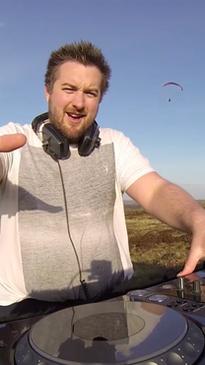 DJ Livestream Video Shoot