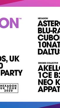 Mock Event Flyer Design
