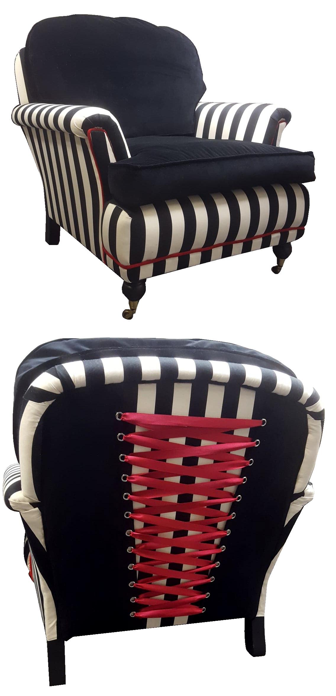 Goth Chair