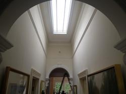Timber framed Skylight