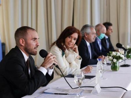 """""""Somos flexibles, aún estamos a tiempo para cerrar un acuerdo sustentable"""", dijo Guzmán"""