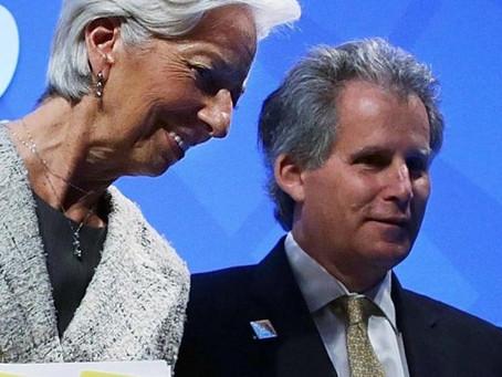 Gobierno pide FMI que autorice ventas de dólar futuro