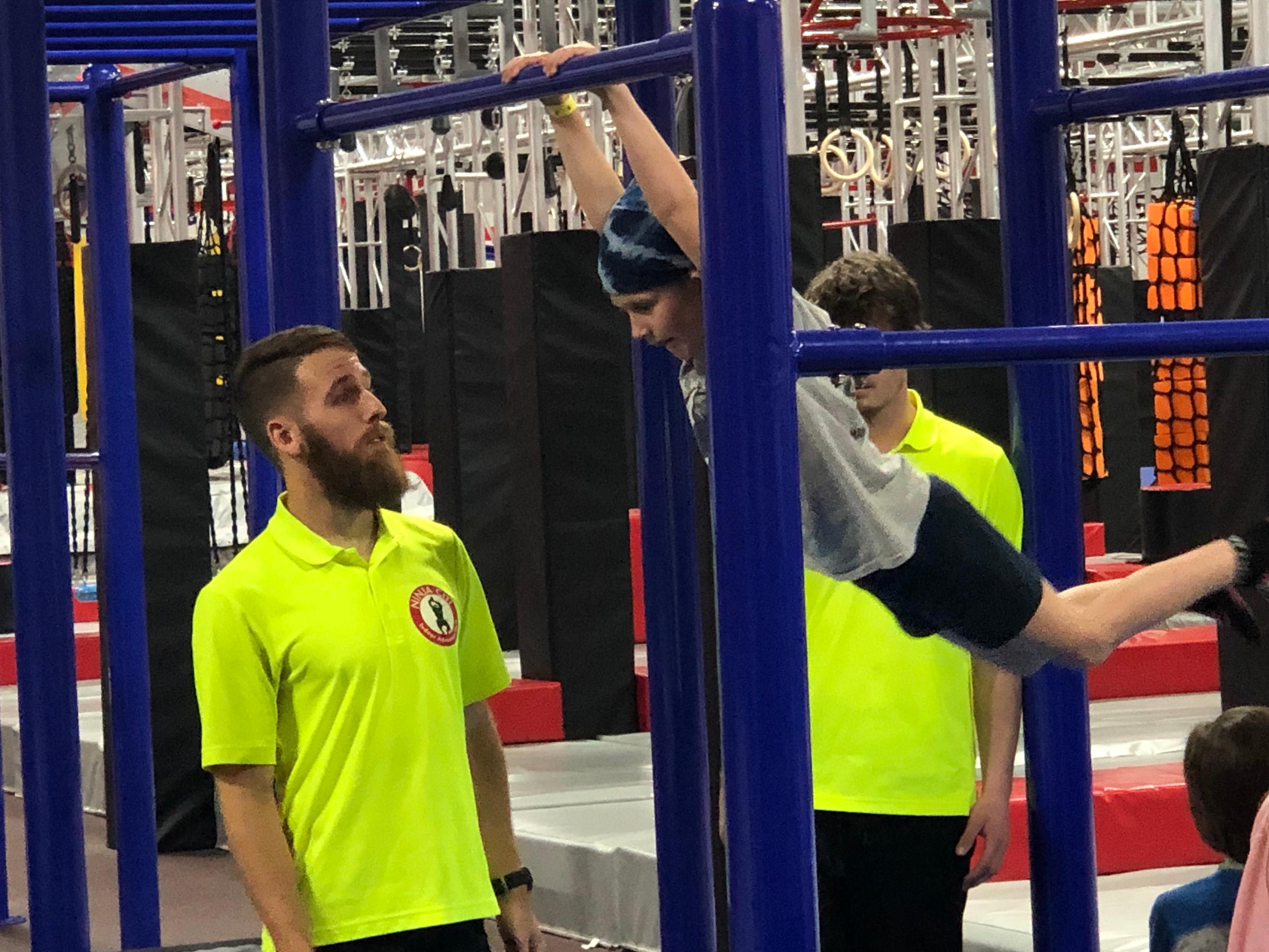 60 Minute - Ninja Training