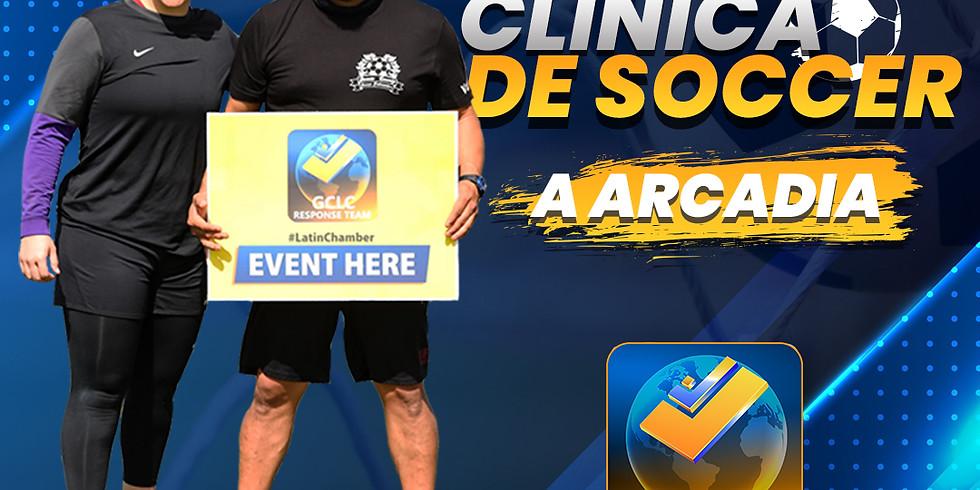 Arcadia Soccer Clinic