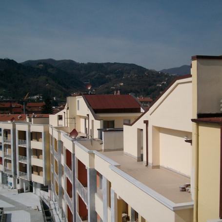 Carrara Piazza Centrale