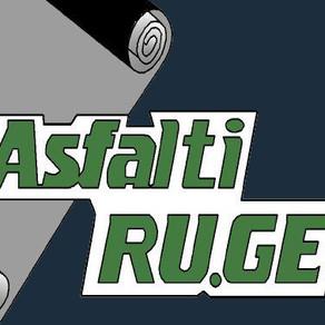 Nuovo sito web RU.GE Asfalti