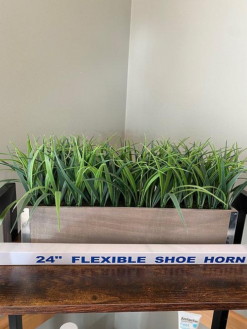 "24"" Flexible Long Arm Shoe Horn"